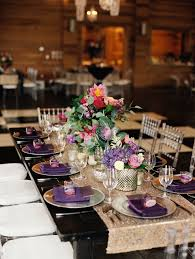 modern vintage wedding. A Pink Plum Modern Vintage Wedding Every Last Detail