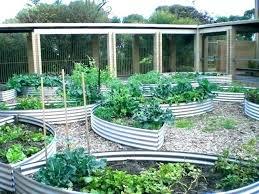 corrugated metal raised garden beds metal raised garden beds raised garden beds corrugated steel corrugated iron