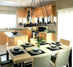 rectangular dining room light. Rectangular Chandelier Dining Room Black Brilliant Rectangle Lighting Of Ideas Iron Light