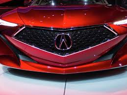 2018 acura mdx red. delighful acura the u201cdiamond pentagonu201d was a key feature in the precision concept that  applied with 2018 acura mdx red t