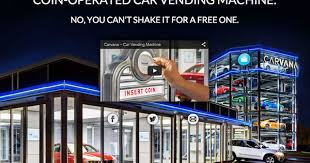 Carvana Houston Vending Machine Amazing Carvana UsedCar Vending Machine Is Tip Of The Disruption Iceberg