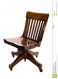 antique office chair antique wooden office chair