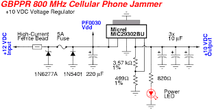 cell jam png gbppr 800 mhz cellular phone jammer gbppr 800 mhz cellular phone jammer schematic