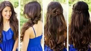 Nice Hairstyle For Curly Hair lovely cute hairstyles for curly hair for school 34 inspiration 4518 by stevesalt.us