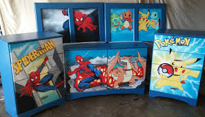 Image Custom Here Is Good Article On Furniture Painting How Tos He Explains How Its Done Much Better Than Me My Specialty Is Painting Pictures On Stuff Pinterest Painted Kids Furniture Blog Leilas Art Corner Face Painting
