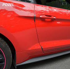 car door protector fiber guards for mercedes benz w203 w210 w211 amg w204 c e s cls clk