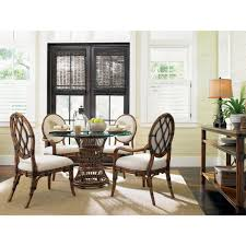 Tommy Bahama Kitchen Table Tommy Bahama Home 593 870 001 036gt Aruba 36 Dining Table W