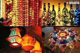 top 10 decoration ideas at home for diwali 2017