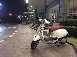 แบ่งปันประสบการณ์การใช้เจ้า Vespa Primavera 150 3Vie ABS ครับ - Pantip
