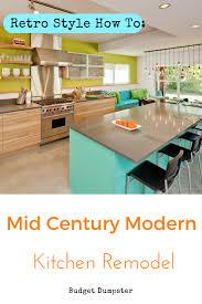 kitchen ideas for retro flair take your diy kitchen renovation back to the future with