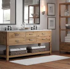 Modern Rustic Bathroom Vanities Idea ROOMY