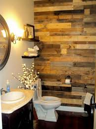 Small Picture 27 Beautiful DIY Bathroom Pallet Projects For a Rustic Feel