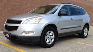 Chevy Traverse Review | 2011 Chevrolet Traverse LS AWD for Sale ...