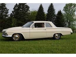 1962 Chevrolet Biscayne for Sale | ClassicCars.com | CC-836193