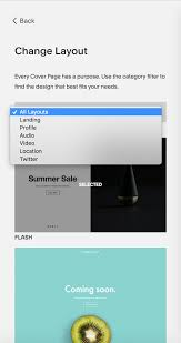 How To Create A Cover Page In Squarespace Lauren Taylar