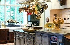 kitchen hanging rack kitchen decoration medium size kitchen hanging rack full size of pans in pot