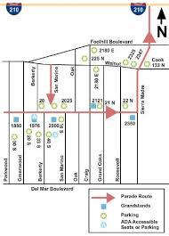 The Rose Seating Chart Pasadena Tournament Of Roses Parade Tickets And Tournament Of Roses
