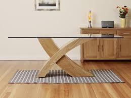 adorable oak dining tables uk solid oak dining room furniture uk euskal