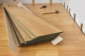 Laminate flooring contains a layer of wood chip composite so technically,  it is made of wood. But it is not real wood in the sense that hardwood and  ...