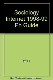 sociology internet ph guide stull  sociology internet 1998 99 ph guide stull 9780130962744 com books