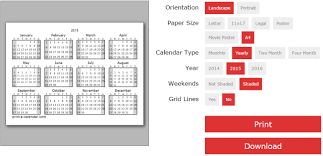 Customized Calendar Template - April.onthemarch.co
