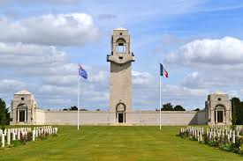 photo essay the n remembrance trail irnwc n national memorial at villers bretonneux
