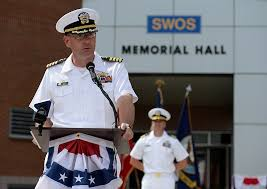 File U S Navy Capt Dave Welch The Commanding Officer Of Surface