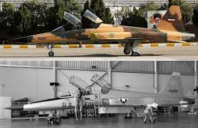 Image result for Iran Manufactures Kowsar Fighter Jet