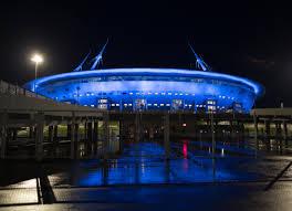 Saint Petersburg Stadium Zenit Arena The Stadium Guide