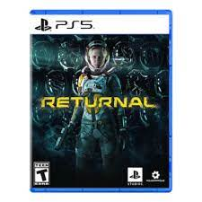 The standard ps5 console plays both physical and digital games. Returnal Ps5 Game