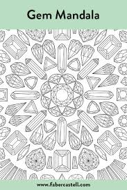 Choose your favorite coloring page and color it in bright colors. Coloring Pages For Adults Free Printables Faber Castell Usa