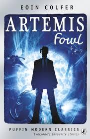 artemis fowl book 1 puffin modern clics by eoin colfer