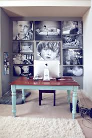 home office studio. Home Office By Mary Schannen. The Canvas Photos Are Large, 2ft To Studio C