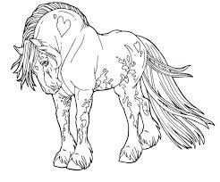 Horse Head Coloring Page Luxury Horse Head Colouring Pages 23 Horse
