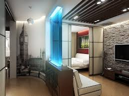 image of ideas for decorating a small studio apartment apartment lighting ideas