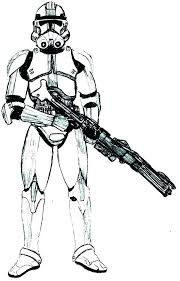 Stormtrooper Coloring Pages Sheets Lego Star