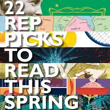 22 rep picks to this spring blog raincoast books kick the year off right these hand picked selections for the early spring season