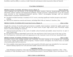 Teacher Resume Template Word Sample Resume For Christian Teacher Beautiful Teachers Example Of 78