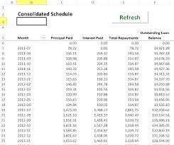 Amortization Calculator Car Loan Excel Elisabethnewton Com