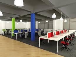 office interior design concepts. Open Concept Office Workstation Design Interior Concepts O