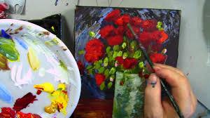 van gogh vase with red poppies part 2