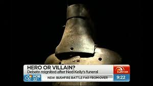 ned kelly hero or villain