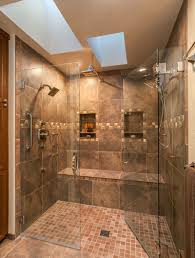 Amazing Master Bath Renovation in Denver with huge double shower   Ceramic  Tile Examples Denver Colorado   Pinterest   Double shower, Denver and Bath