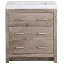 woodbrook 30 in w x 19 in d bath vanity in white washed oak