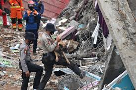 This is an incomplete list of more recent recorded major earthquakes that have occurred within the boundaries of indonesia—as indicated by the geology of the region. Torrential Rains Hamper Hunt For Indonesia Quake Survivors