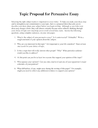 proposal essay topics co proposal essay topics