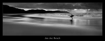 surf poster jan juc beach 100wx100h 1241155116 jan juc 001 poster bw
