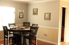 Beige Wall Color Home Design Ideas - Gray dining room paint colors