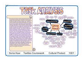 gcse food technology coursework task analysis ASB Th  ringen