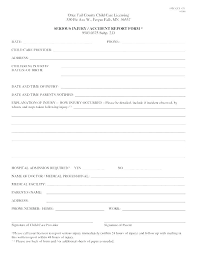 Incident Report Template Templates In Word Free Premium